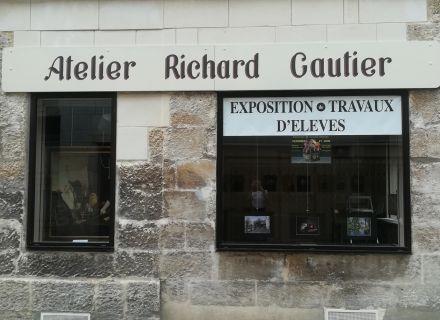 Atelier de peinture à Niort | Richard Gautier